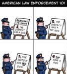 American Law Enforcement.