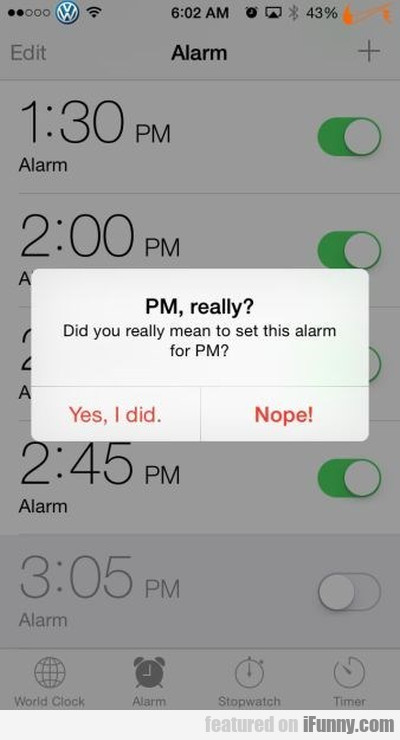 Pm Really Did You Really Mean To Set