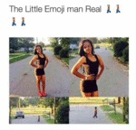 The Little Emoji Man Is Real...