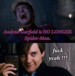 Andrew Garfield Is No Longer Spider-man...