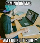 Gaming On Mac...
