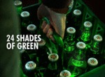 24 Shades Of Green...