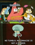 Is Mayonnaise A Gender?