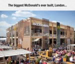 The Biggest Mcdonald's Ever Built...