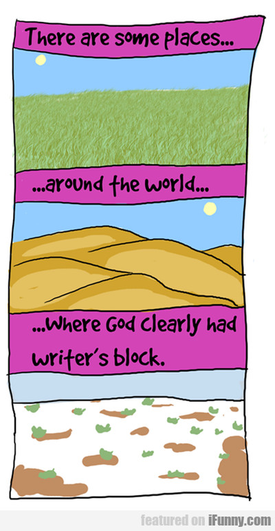 There are some places around the world...