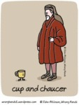Cup And Chaucer