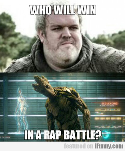 Who Will Win In A Rap Battle?