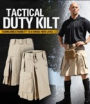 Tactical Duty Kilt...