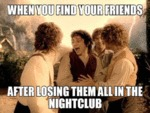 When You Find Your Friends...
