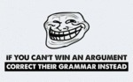If You Can't Win An Argument...