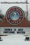 I Couldn't Agree With You More Liquor Store...