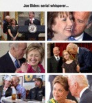 Joe Biden: Serial Whisperer...