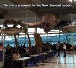 No One Is Prepared For The New Zealand Airport...