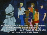 Scooby Doo Teaches Kids...