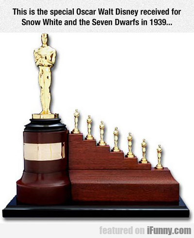 This Is The Special Oscar...