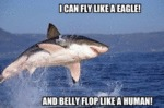 I Can Fly Like A Eagle
