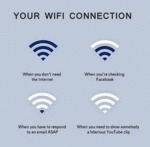 Your Wifi Connection...