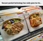 Vacuum Packed Technology...
