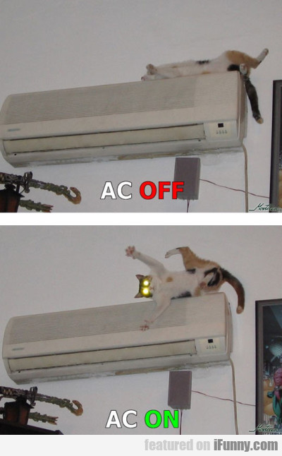 Ac Off Ac On.