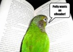 Polly Wants An Ereader