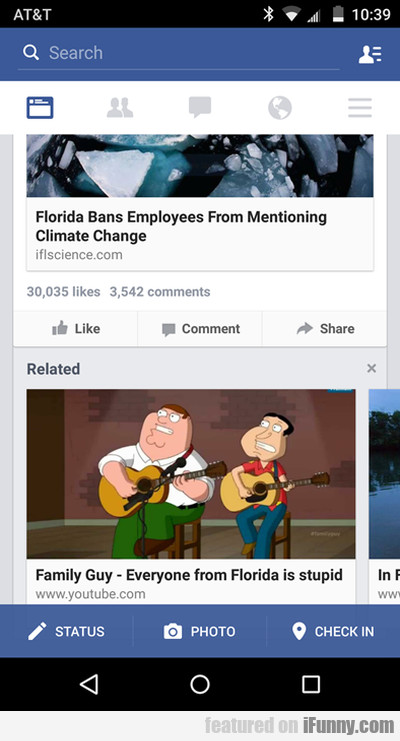 Florida Bans Employees From Mentioning