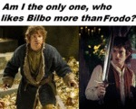 Am I The Only One Who Likes Bilbo...