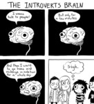 The Introverts Brain