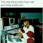The Only Thing Hotter Than Hell...