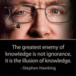 The Gretest Enemy Of Knowledge