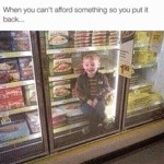 When You Can't Afford Something...