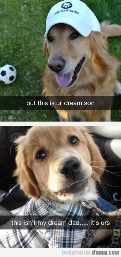 But This Is Ur Dream Son