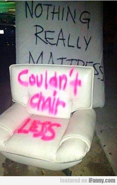 Nothing Really Mattress...