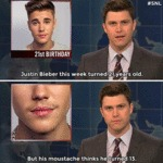 Justin Bieber This Week Turned 29 Years Old...