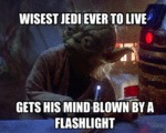 Wisest Jedi To Ever Live..