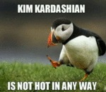 Kim Kardashian Is Not Hot In Any Way...