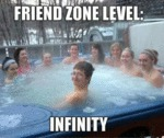 Friend Zone Level...