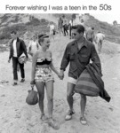Forever Wishing I Was A Teen In The 1950s...