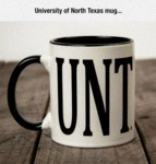 University Of North Texas Mug...