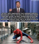 After It Was Announced That Andrew Garfield...