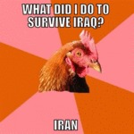What Did I Do To Survive Iraq...