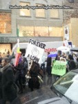 Students Rally Against Higher Tuition Fees...