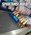 Spartans Hold