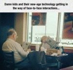 Damn Kids And Their New Age...