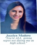 Jocelyn Madero You're All Gonna.