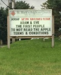 Adam And Eve: The First People To Not...