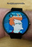I'm Enjoying My New Watch...