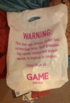 Warning: This Bag May Contain...