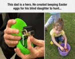 This Dad Is A Hero...