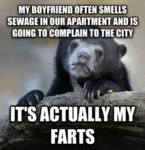 My Boyfriend Often Smells Sewage...