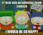If There Was A Universal Phone Charger...
